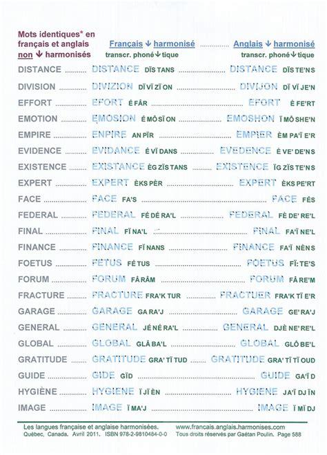 si鑒e social en anglais 27 1 des mots orthographiquement identiques en fran 231 ais et