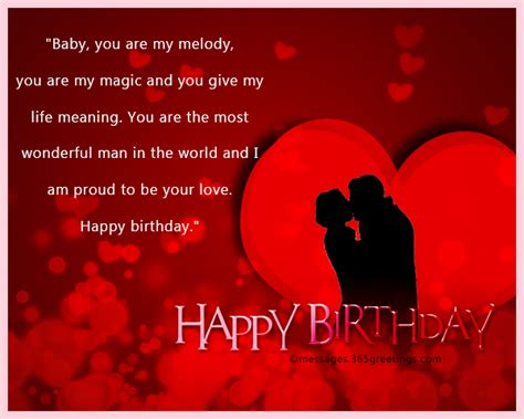 birthday wishes for your boyfriend birthday wishes 365greetings