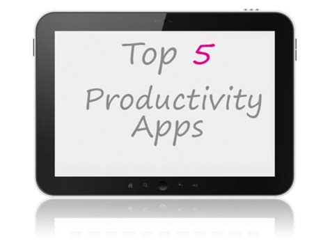 best productivity apps for iphone top 5 productivity apps for small businesses on the iphone 6 geekextreme