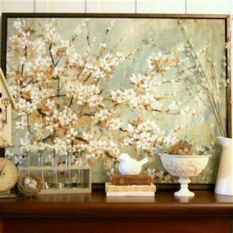 spring decor ideas spring mantel ideas decorating mantel tip junkie