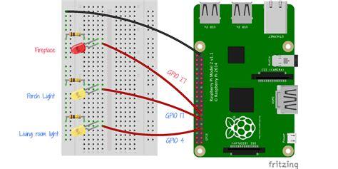 raspberry pi led resistor building the raspberry pi smart house part two controlling leds pubnub