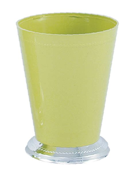 Mint Julep Vase by Green Mint Julep Vase Cup Vacuum Orna Metal