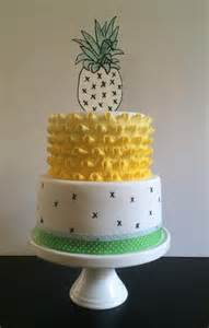 Pineapple Decorations Home you have to see pineapple birthday cake by nessie monster