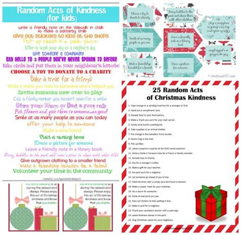 printable acts of kindness advent calendar 20 acts of kindness advent calendars and christmas
