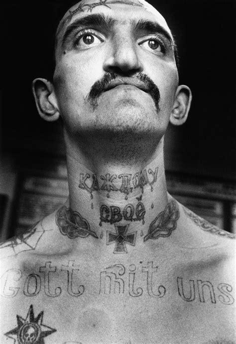 eye tattoo russian prison tatouages de prisonniers russes