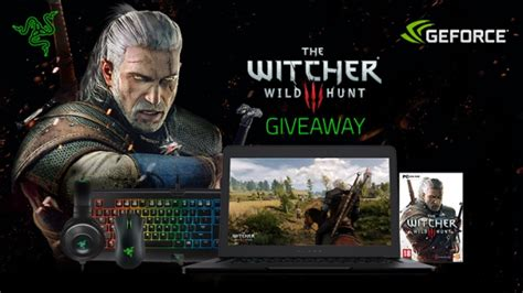 Razer Giveaway Winners - enter razer giveaway and win awesome prizes cd projekt red