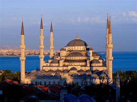 The Blue blue mosque