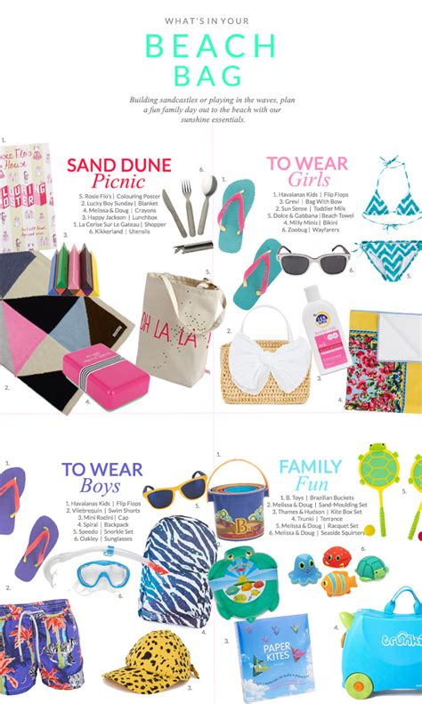 whats in and whats out for 2014 fashion trends what s in your beach bag sunshine essentials