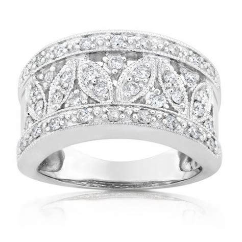 Vintage Wedding Band – Wedding Band For Women: Wedding Bands For Women Vintage