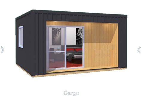Custom Home Plans And Prices cabinsbydesign cabins by design sleepout cabin bach