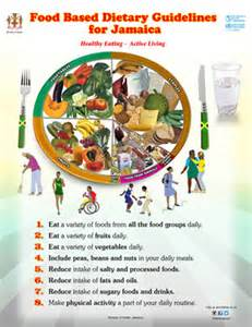 dietary guidelines the jamdung food guide