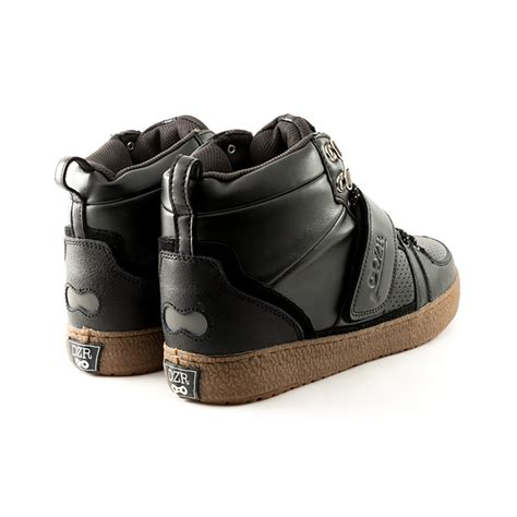 Moofeat Marco Black Original 39 44 marco high top sneaker black gum 41 dzr touch of modern
