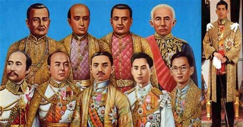 amazing thailand chakri kings of thailand