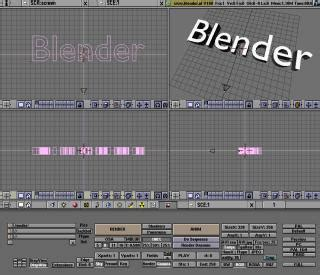 tutorial blender interface blender tutorial user interface