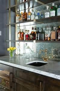 Bar With Shelves 25 Best Ideas About Bar Shelves On Shelves