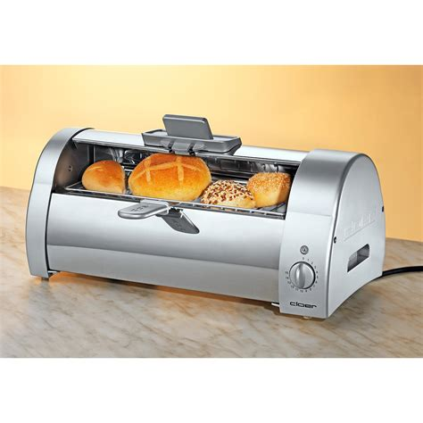 Rolling Toaster buy quot deluxe quot bread roll toaster