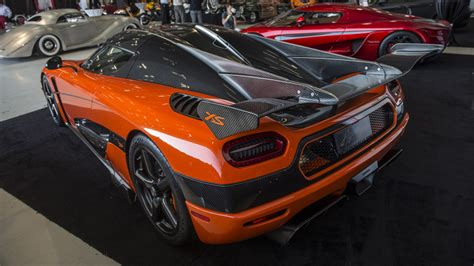 koenigsegg xs wallpaper the koenigsegg agera xs is here and it s very orange