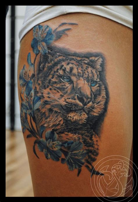 watercolor tattoo jaguar the 25 best ideas about snow leopard on