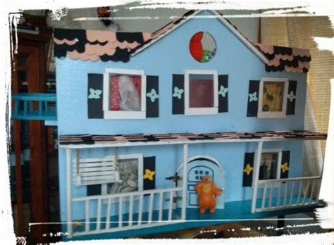 bear doll house bear in the big blue house dollhouse my projects