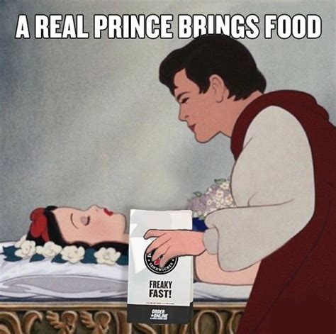 Memes About Food - my kinda price funny food meme a real prince brings food