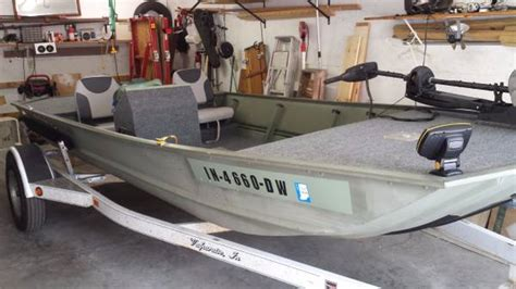 aluminum boats for sale ky aluminum jet jon boat 3950 new albany in boats for