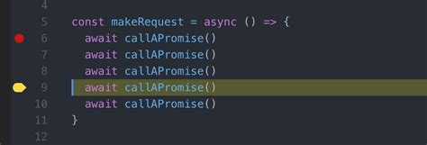 javascript async events callbacks promises and async await books 6 reasons why javascript s async await blows promises away