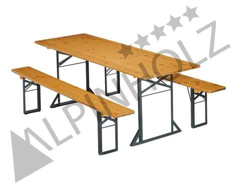 mesas y bancos plegables nuestras mesas plegables de madera a su medida alpinholz