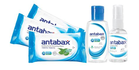 ready set   antabax sanitizing range pampermy