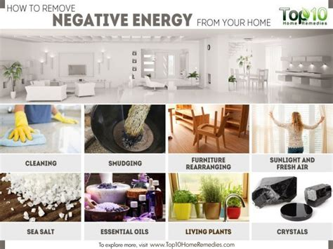 Removing Negative Energy | how to remove negative energy from your home top 10 home remedies