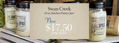 Swan Creek Candle Company Gingerbread by Swan Creek Candles