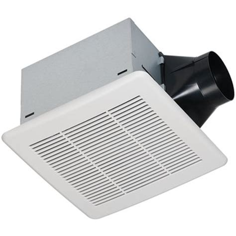 bathroom fan sones utilitech 0 3 sones 80 cfm white bathroom fan energy star