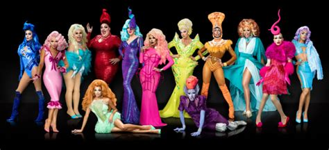 13 9 the story of a a season and a team that never quit books rupaul s drag race season 9 cast