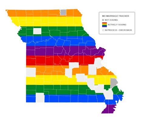 Missouri Marriage License Records Some Missouri Counties Refusing Marriage Licenses To Same Couples Kcur