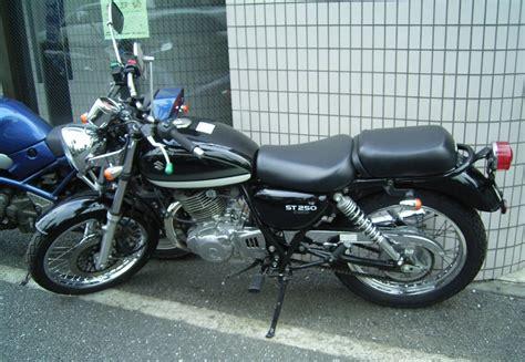 Suzuki St 250 Suzuki Suzuki St 250 Moto Zombdrive