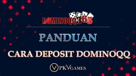 deposit dominoqq pkv games  pulsa bank  money