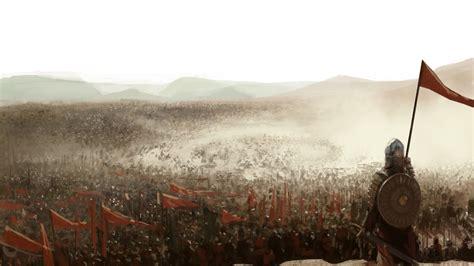 war soldiers battles kingdom of heaven