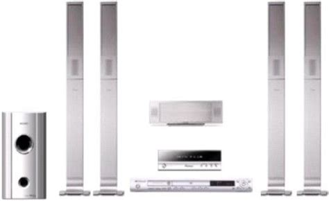 pioneer hts950nxt home theater system 5 1 channel 7