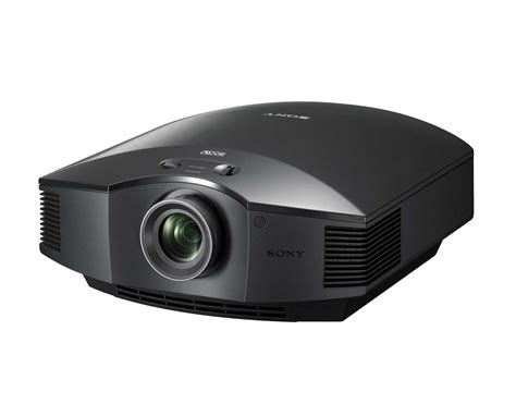 Proyektor Sony Sony Vpl Vw90es Vpl Vwpro1 3d And 2d Front Projectors