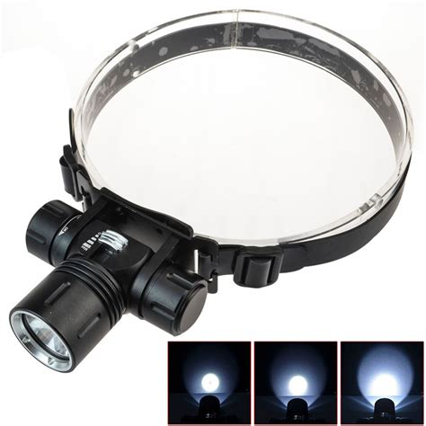 Diving Headl Led Cree 1000 lumen cree xm l l2 l led diving headl