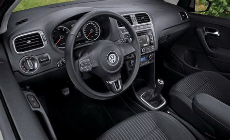 volkswagen polo interior 2010 car and driver