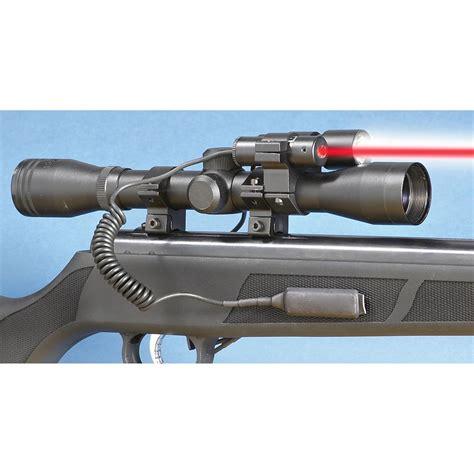 best predator scope light bsa 174 varmint hunter 4x32 air rifle scope with laser