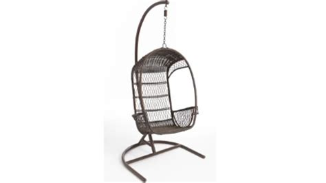 pier 1 imports recalls swingasan chairs and stands due to pier 1 recalling about 276 000 outdoor swing chairs and