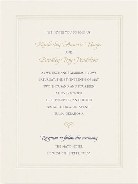 Wedding Invitations Ireland & Wedding Stationery   Larger