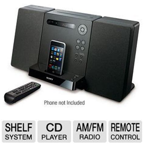 Shelf System Cd Player by Sony Cmtlx20i Micro Hi Fi Shelf System Ipod Dock Cd