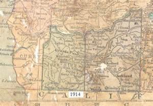jackson county oregon genealogy