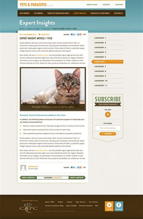 Christopher Carpenter Dvm Mba by Pets Parasites On Behance