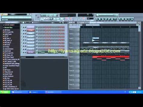 tutorial fl studio remix tutorial buat remix lagu teknik penggunaan gross beat di