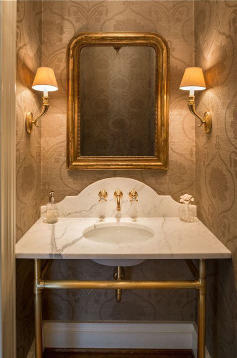 powder bath powder bath traditional home with timeless interiors