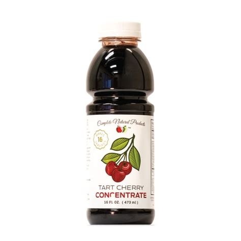 Tart Cherry Juice Liver Detox by Tart Cherry Concentrate Juice