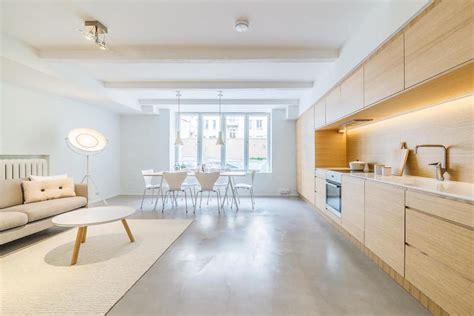 interiors scandinavian style studio apartment bright scandinavian style studio apartment
